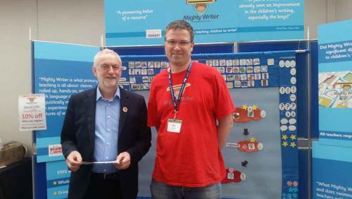 Jeremy Corbyn and David Ralphv2